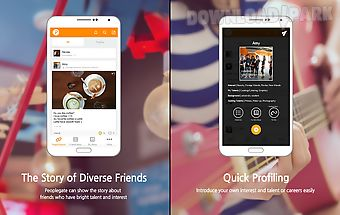 Peoplegate:new foreign friends