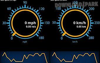 Speedometer - speed