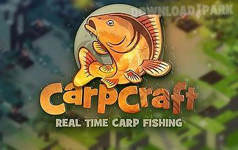 Carpcraft: real time carp fishin..