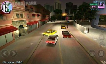 grand theft auto vice city v1.0.7