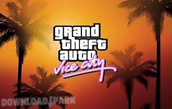 Grand theft auto vice city v1.0...