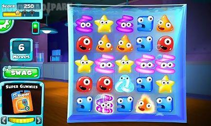 gummy lab: match 3