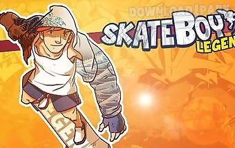Skate boy legend