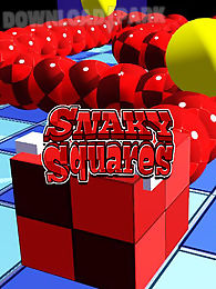 snaky squares