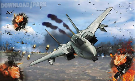 air war jet battle