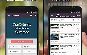 Gumtree: buy and sell locally