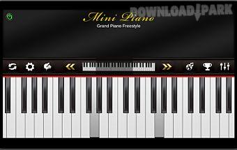 Mini piano ®