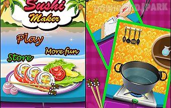 Sushi maker | cooking games