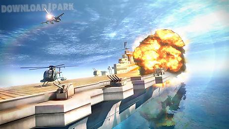 aircraft carrier strike