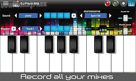 Dj mixer house music mp3 Android App free download in Apk