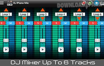 Dj mixer house music mp3