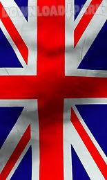 england flag free lwp