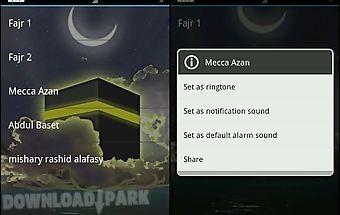 Fajr alarm ringtone