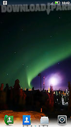 Northern Lights Live Wallpaper Android Live Wallpaper Free