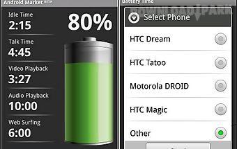 Batterytime: classic