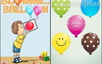 Blowww... balloon