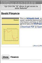 economic & finance free -ebook