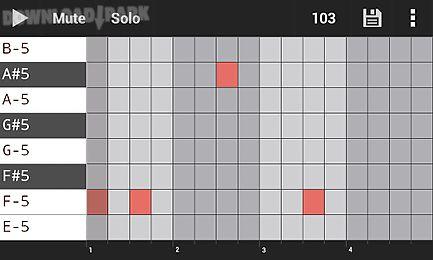 Groove Mixer Music Beat Maker Android Anwendung Kostenlose