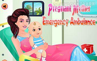 Mother ambulance girls games