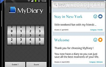 My diary - private journal