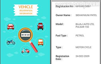 Vehicle information system