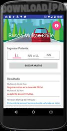 busca multas chile 2016