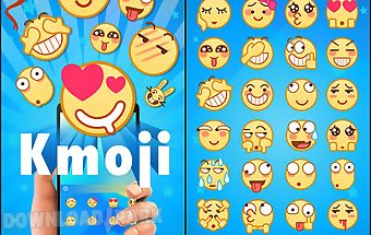 Kika keyboard kmoji sticker