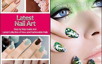 Latest nail art
