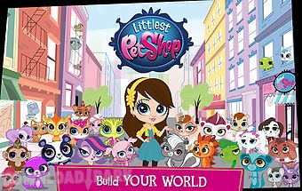 Littlest pet shop your world