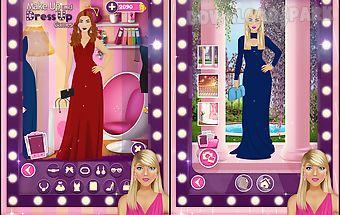 Makeup and dress up games