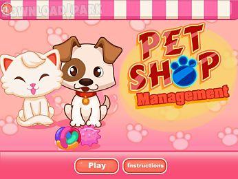 pet shop management