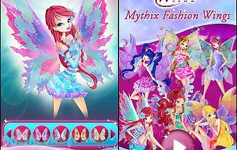 Winx club mythix fashion wings