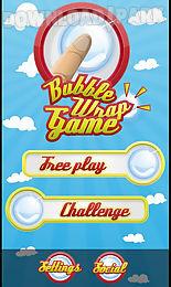 bubble pop fun!