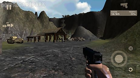 death shooting 3d