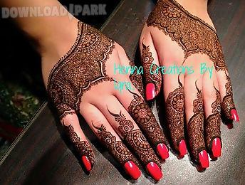 Mehndi App For Android : Eid mehndi android app free download in apk