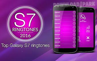 Free galaxy s7 ringtones