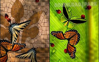 Friendly bugs free l.wallpaper