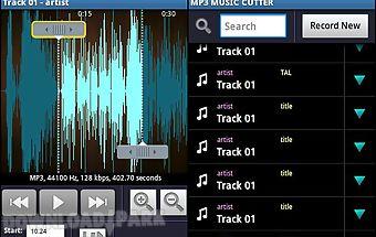 Mp3 music cutter