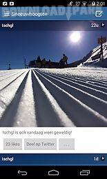 sneeuwhoogte+