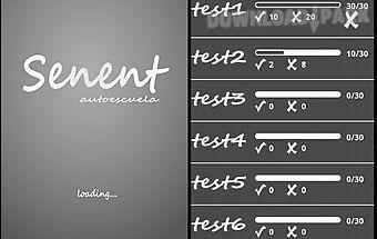Test dgt: examen autoescuela