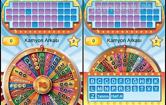 Wheel of fun turkish