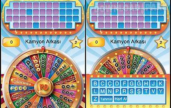 Wheel of fun turkish