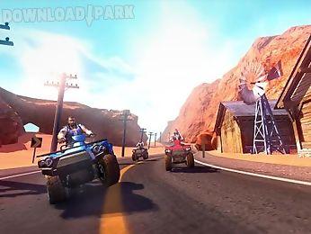 atv quad bike racing mania