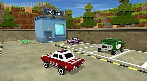 blocky san andreas police 2017