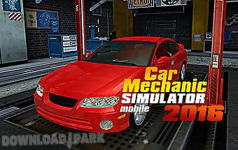 Car mechanic simulator mobile 20..