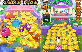 Coin mania: garden dozer