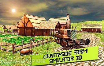 Countryside: farm simulator 3d