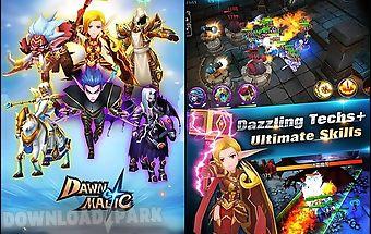 Dawn of magic: nirvana