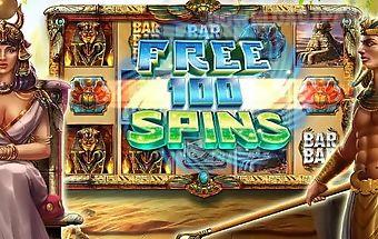 Free 100 spins: casino