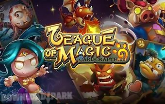 League of magic: cardcrafters